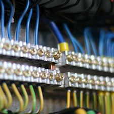 Electrical installation and wiring